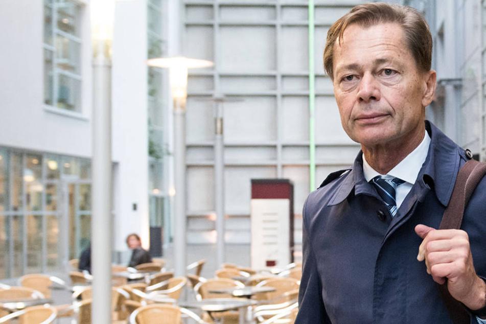 Am 26. November soll Thomas Middelhoff (64) aus der Haft entlassen werden.