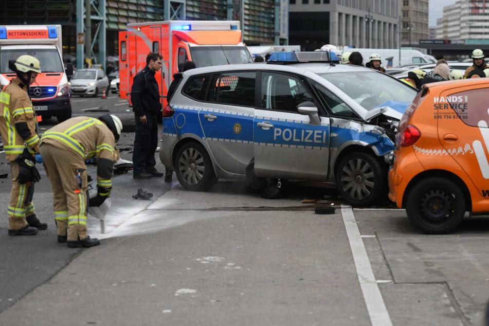 Der 51-jährige Polizist Peter G. war beim Unfall betrunken.