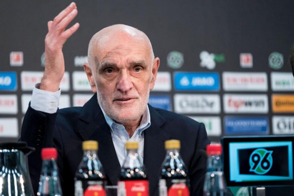 96-Boss Martin Kind soll an der Verpflichtung von SCP-Manager Markus Krösche interessiert sein.