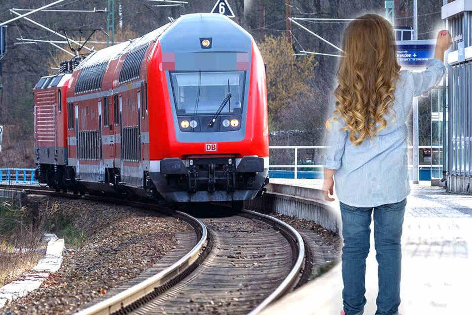 Oma erschrocken: Enkelin (5) allein mit S-Bahn unterwegs
