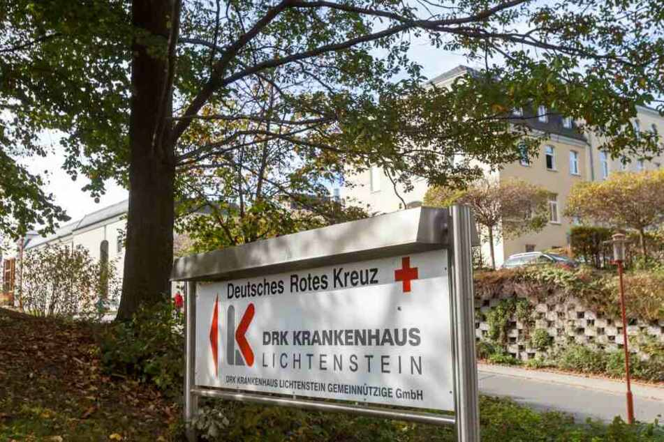 Baby Richard wurde im DRK Krankenhaus Lichtenstein geboren. (Archivbild)