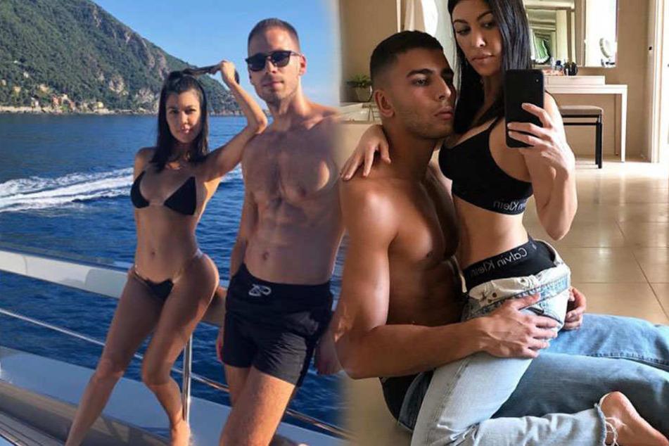 Solche Pärchenbilder werden wohl nicht mehr folgen: Kourtney Kardashian und Younes Bendjima sollen sich getrennt haben.