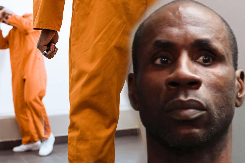 Mörder ertränkt Sex-Täter in Gefängnis-Toilette