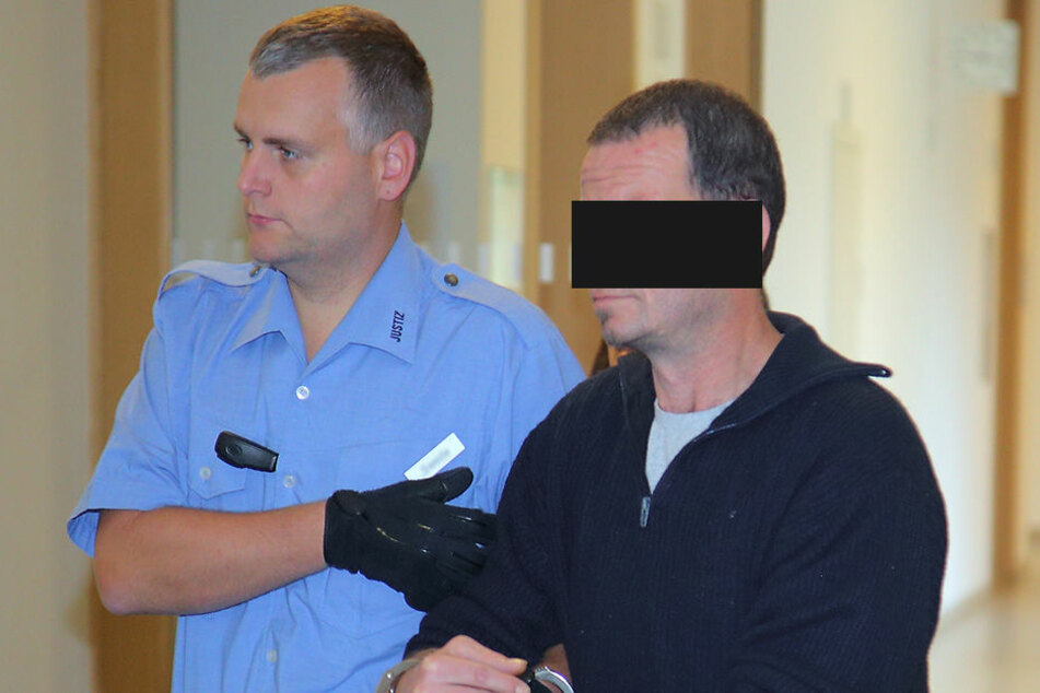 Mario S. (43) sitzt seit Sommer wegen diverser Diebstähle in Haft.