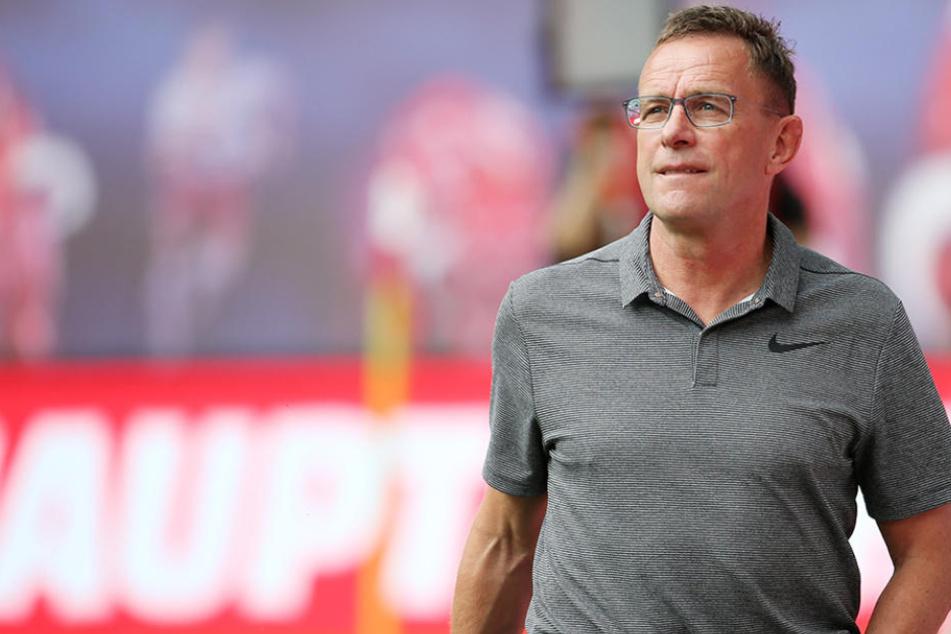 Ralf Rangnick äußerte sich im kicker zum aktuellen Transferwahnsinn und welche Rolle RB Leipzig dabei spielen will.