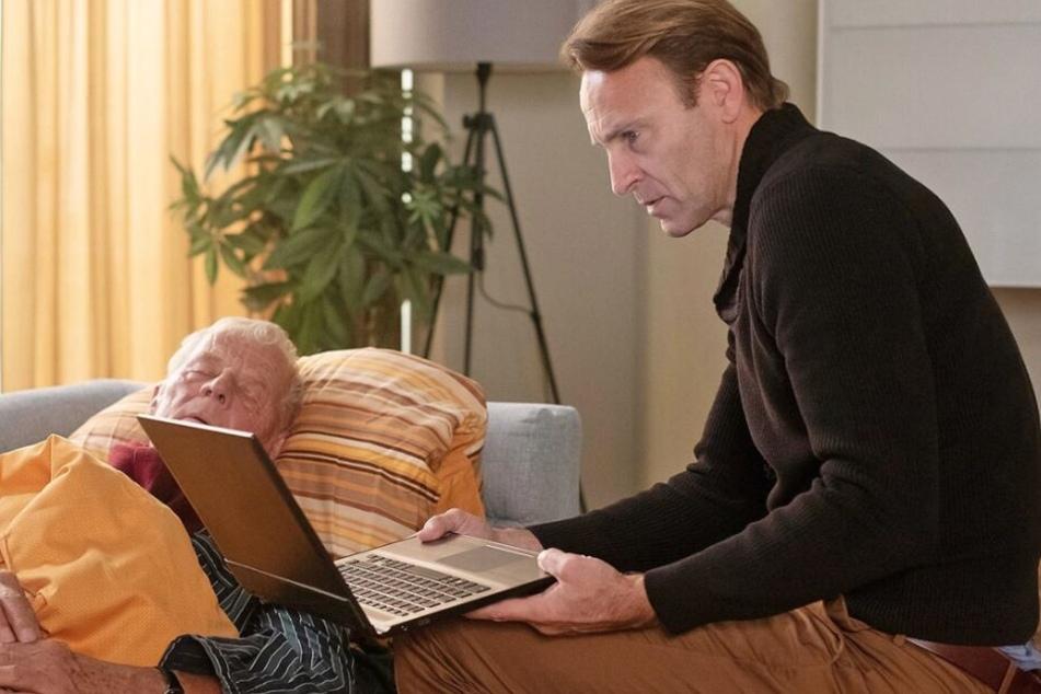 Martin Stein sorgt sich um seinen Vater Otto.