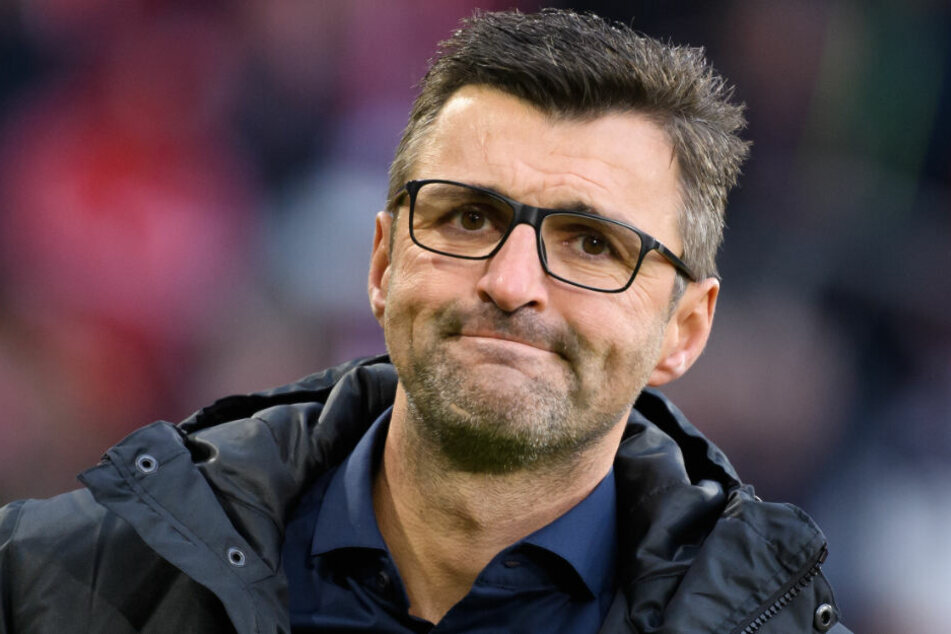 Michael Köllner will mit dem TSV 1860 München in der 3. Liga überzeugen.