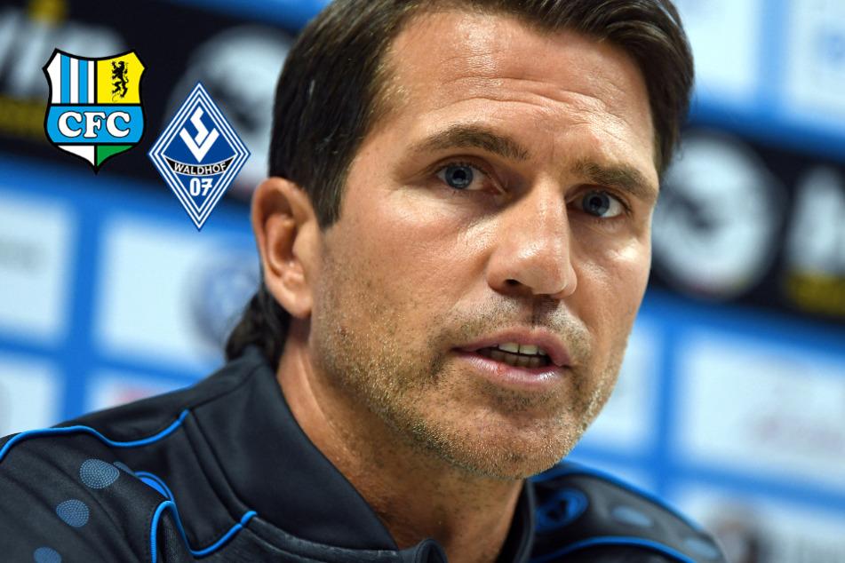 Wird CFC-Coach Patrick Glöckner der neue Trainer in Mannheim?