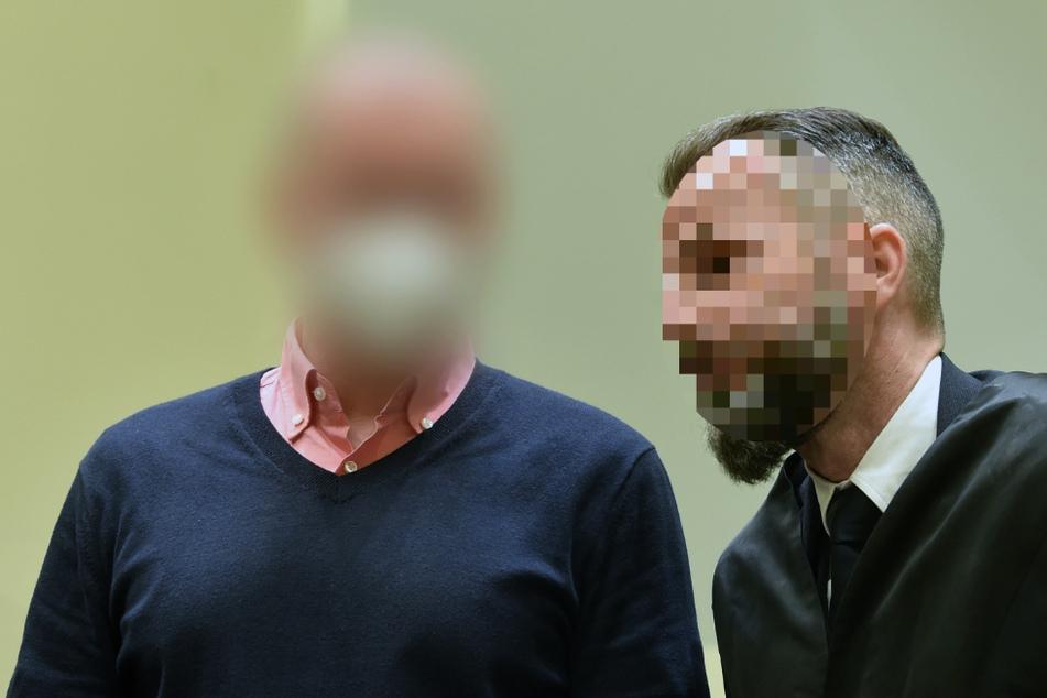 Der Thüringer Mediziner Mark S. (links) hat über Jahre mehrere Sportler mit Blutdoping behandelt.