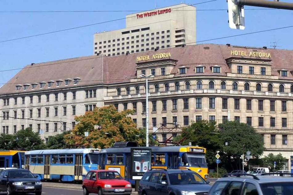 Blüht bald auch wieder alter Astoria-Glanz? Das Grandhotel am Innenstadtring soll wieder belebt werden.