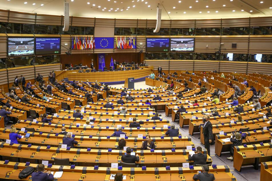 Das EU-Parlament will ich sich am Donnerstag zu einer Sondersitzung treffen.