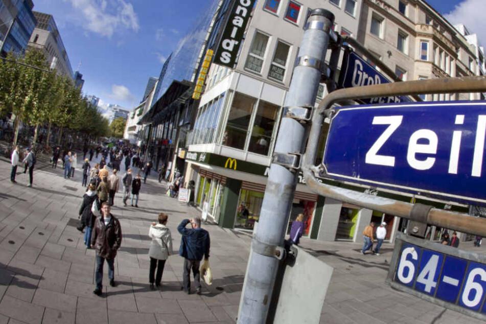 Hessen ist gleich mit mehreren Städten im Ranking vertreten.