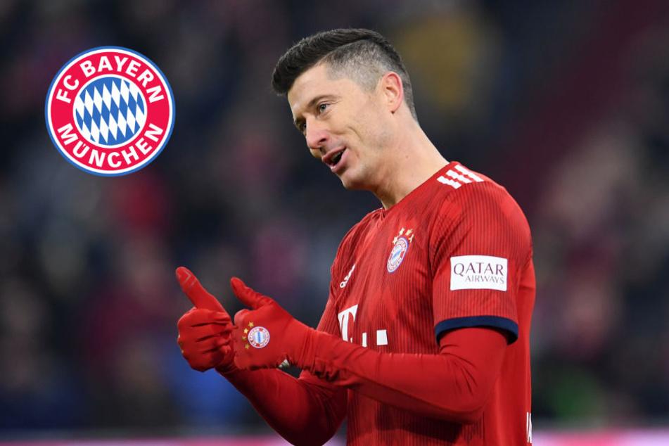 Nach Wechsel-Gerüchten um Lewandowski: Klare Worte vom Bayern-Juwel
