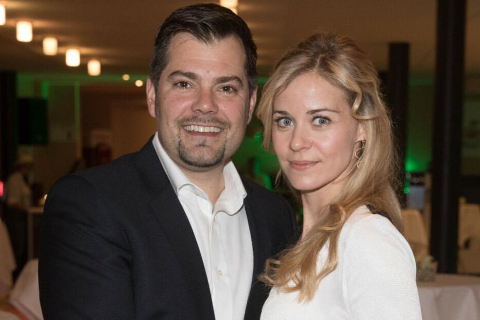 Daniel Fehlow und Jessica Ginkel haben zwei gemeinsame Kinder.