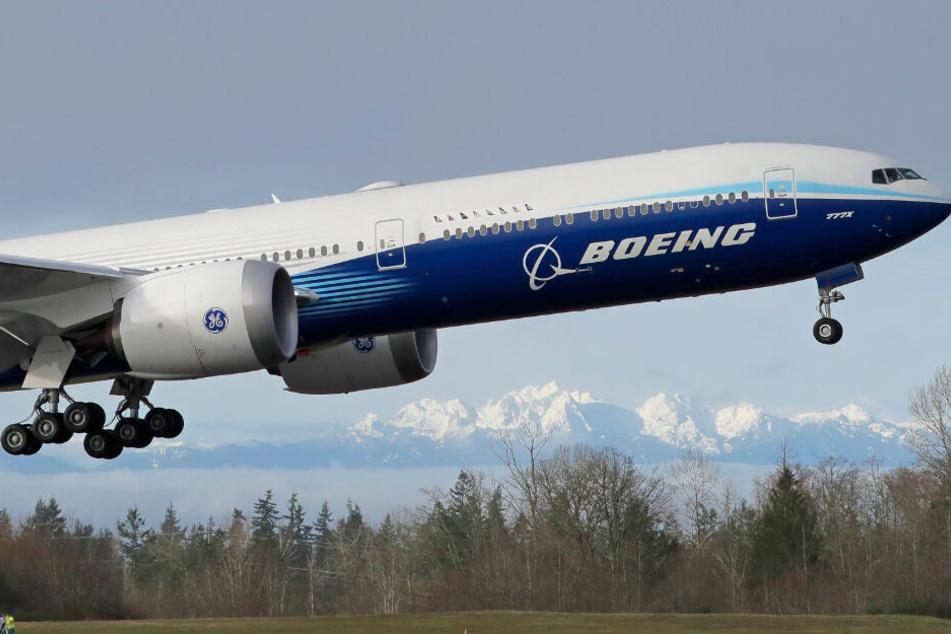 Boeing hat endlich wieder eine gute Nachricht zu verkünden