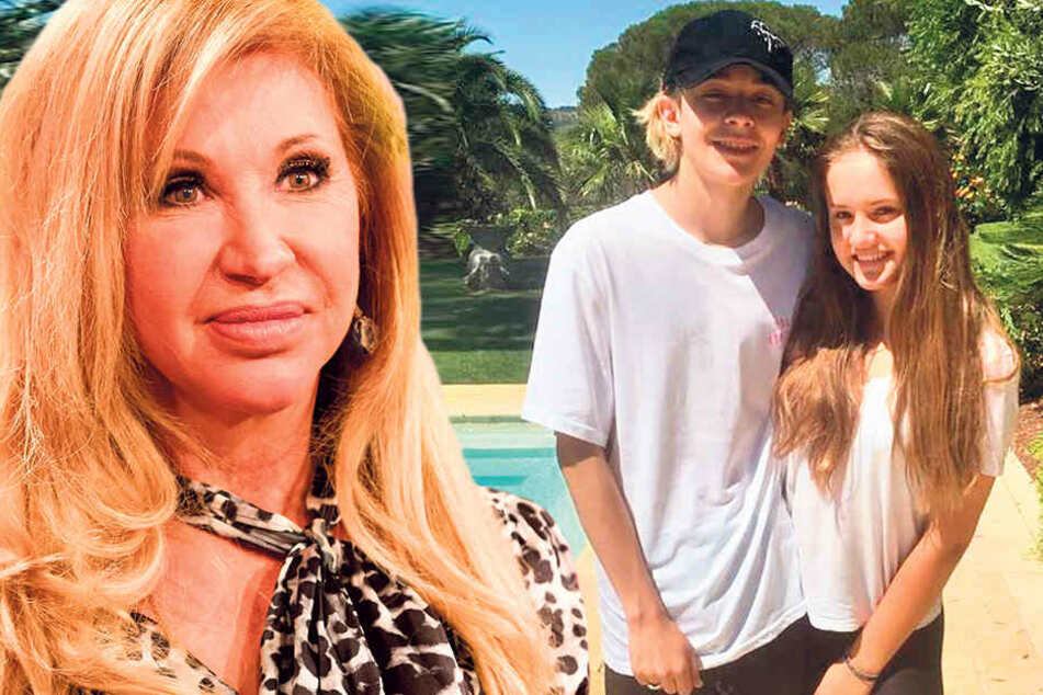 Carmen Geiss: Ihre Tochter Davina (14) wird bedroht!