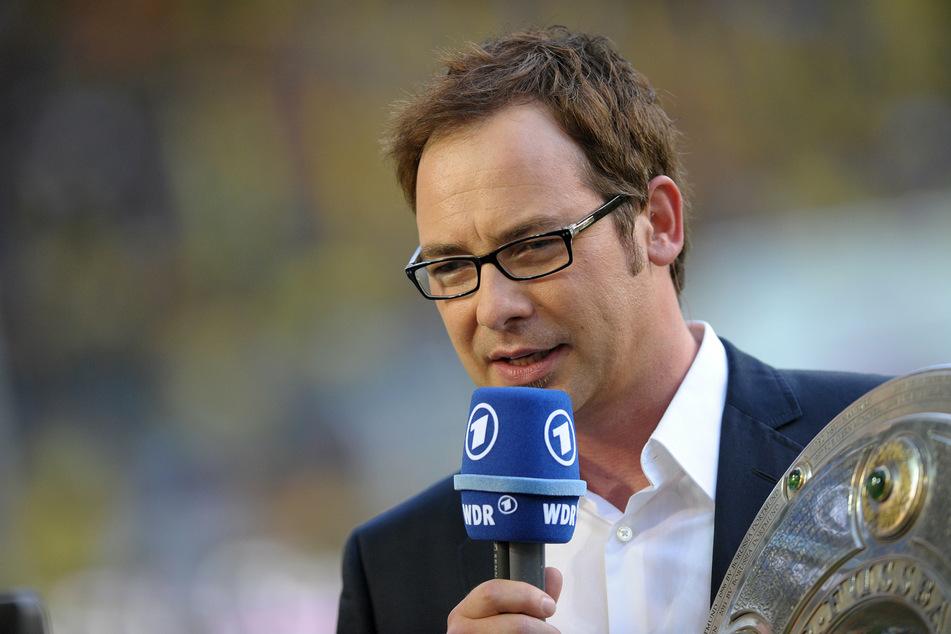"""2011 moderierte Matthias Opdenhövel erstmals die """"Sportschau"""" (Archivfoto)."""