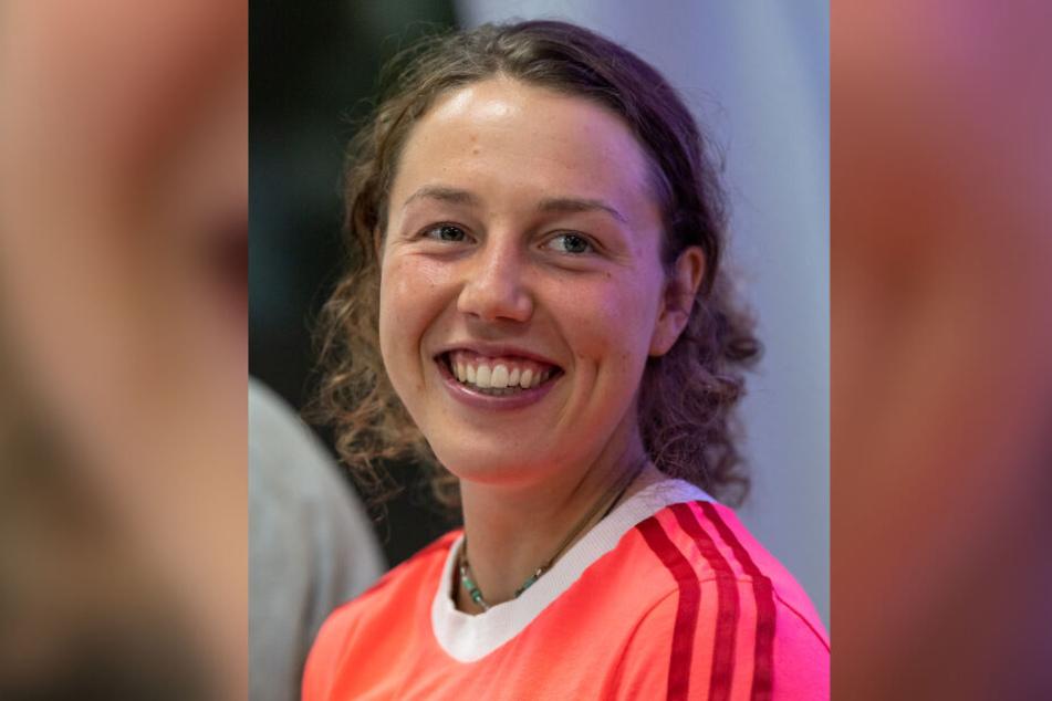 Laura Dahlmeier kann sich eine zweite Sport-Karriere im Berglauf vorstellen.