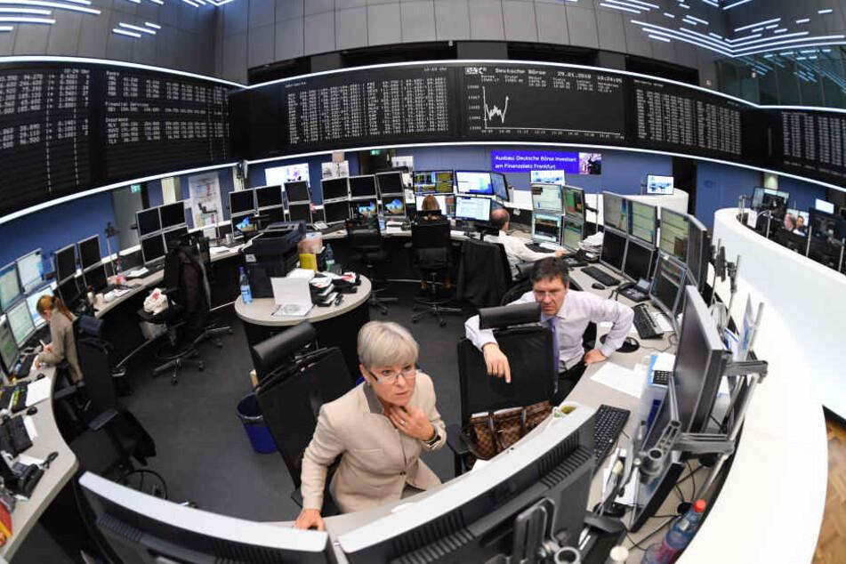 Deutsche Börse in Frankfurt motzt sich für schlappe 18,5 Millionen Euro auf