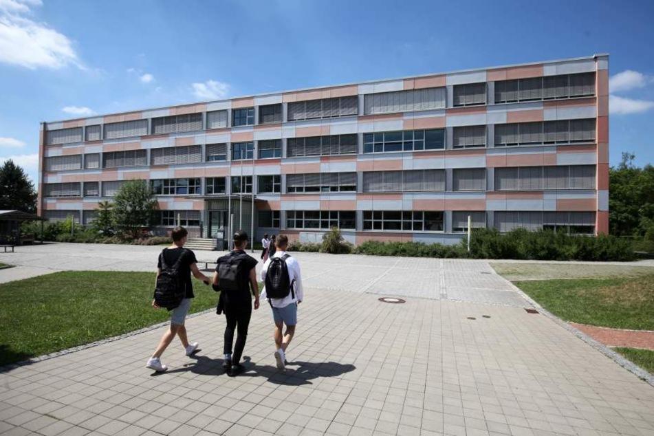 Eliteschule des Jahres: Die Sportschule Chemnitz wurde vom Deutschen Olympischen Sportbund (DOSB) ausgezeichnet.