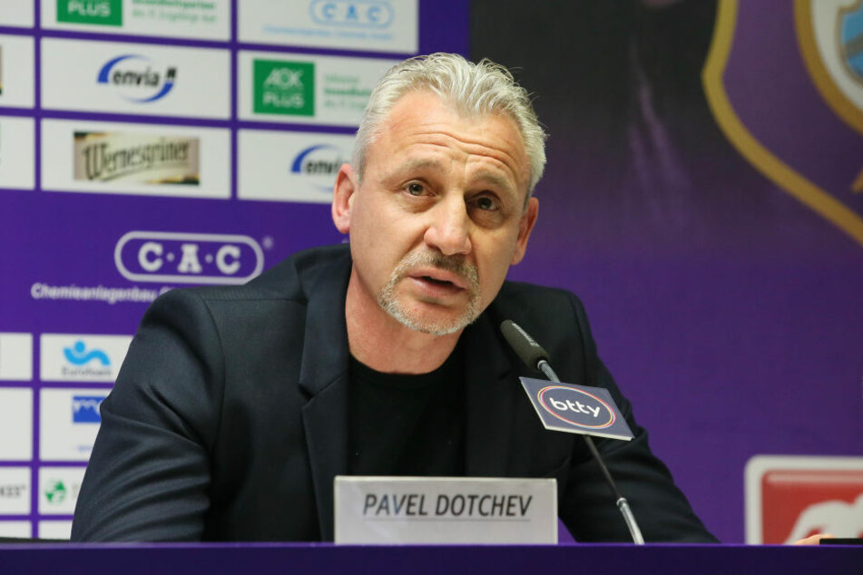 Pavel Dotchev war Ende Februar beim FC Erzgebirge Aue zurückgetreten.