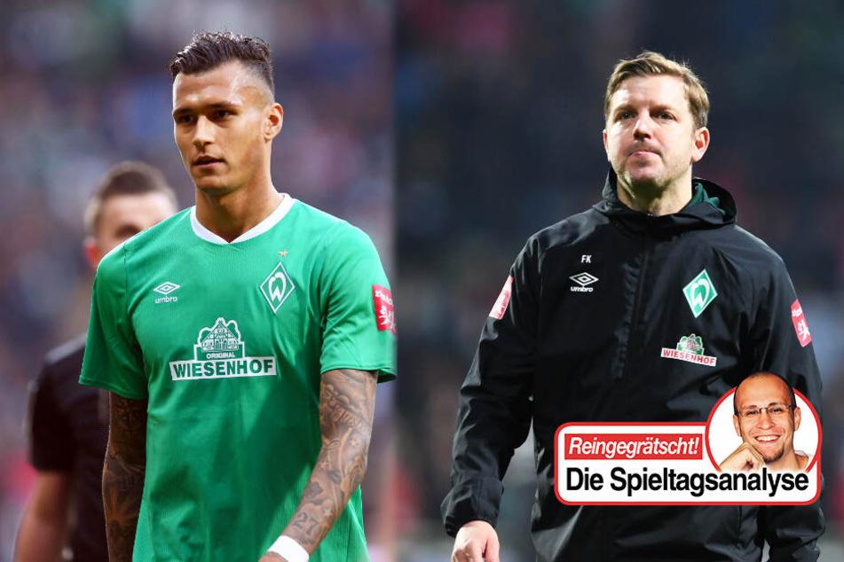Werder Bremen am Abgrund! Darum ist der Pokal-Aufwind wie weggeblasen