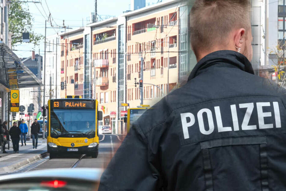 Streit auf der Kesselsdorfer eskaliert: Messer-Angreifer verletzt Mann (28) schwer