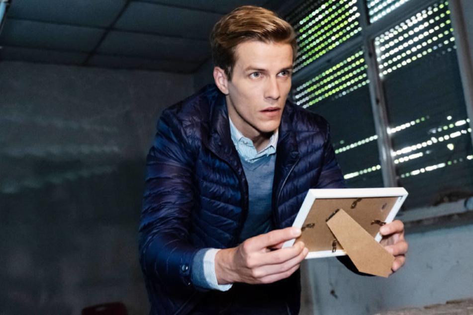 Marc (Sebastian Kolb) schmiedet einen unheimlichen Plan.