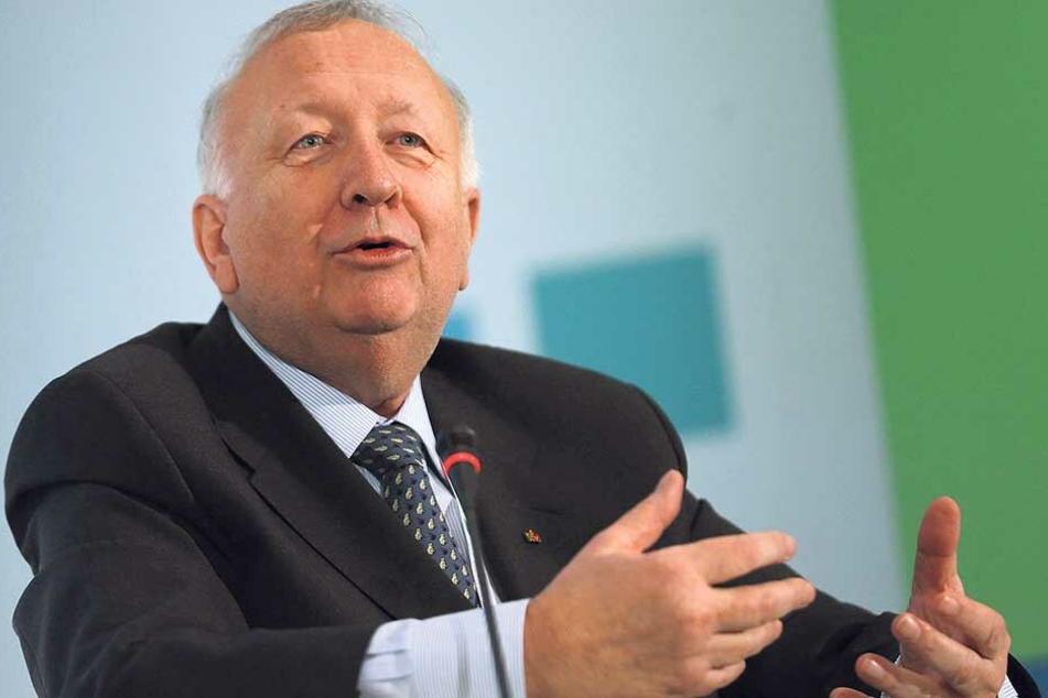 Ex-Bundestagsabgeordneter Willy Wimmer (CDU) soll den Bautzner Friedenspreis erhalten.