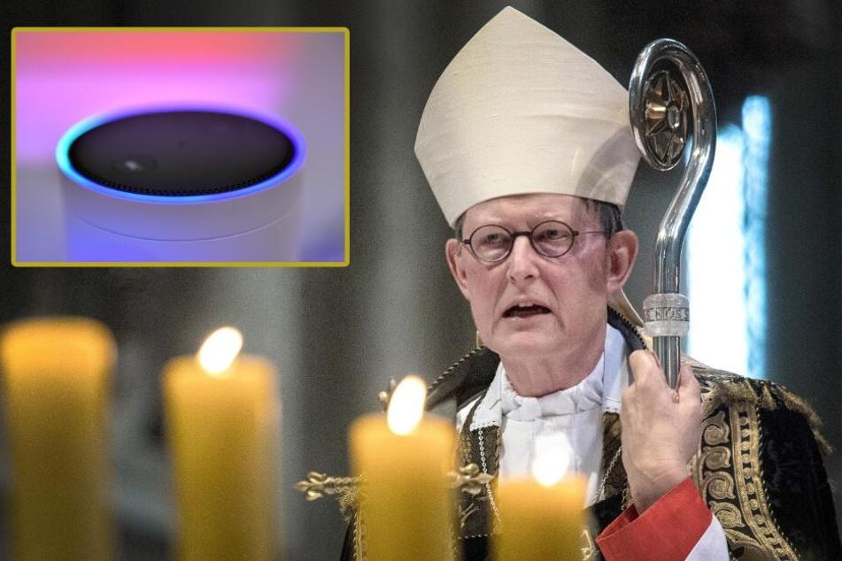 """Köln: Warum Kardinal Woelki vor """"Alexa"""" und """"Siri"""" warnt"""