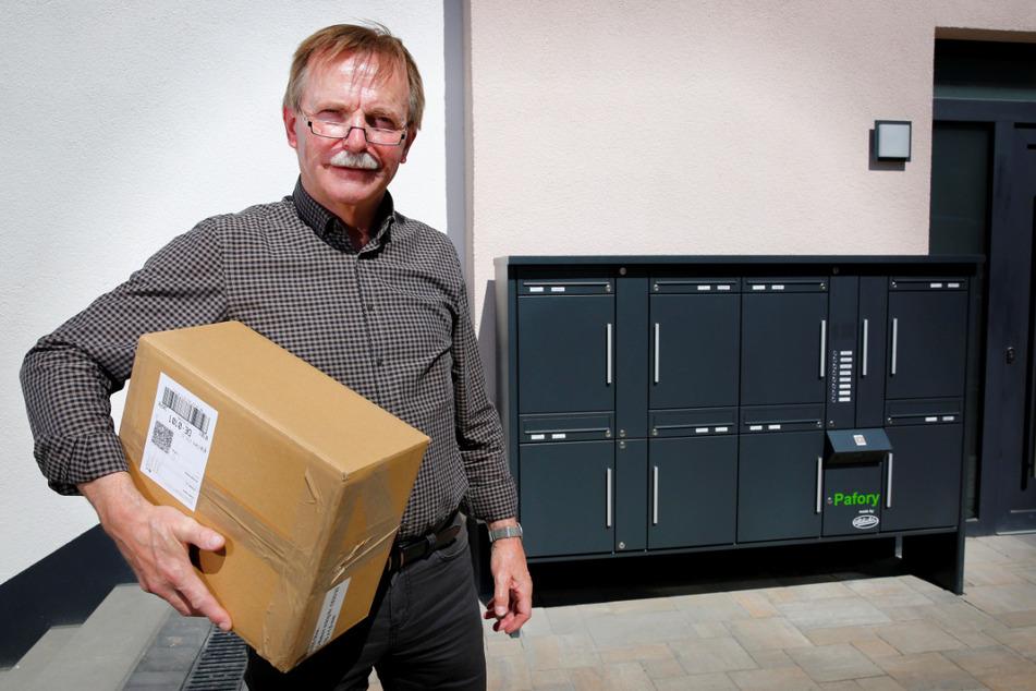 Geschäftsführer Manfred Schulte (66) hatte die zündende Idee.