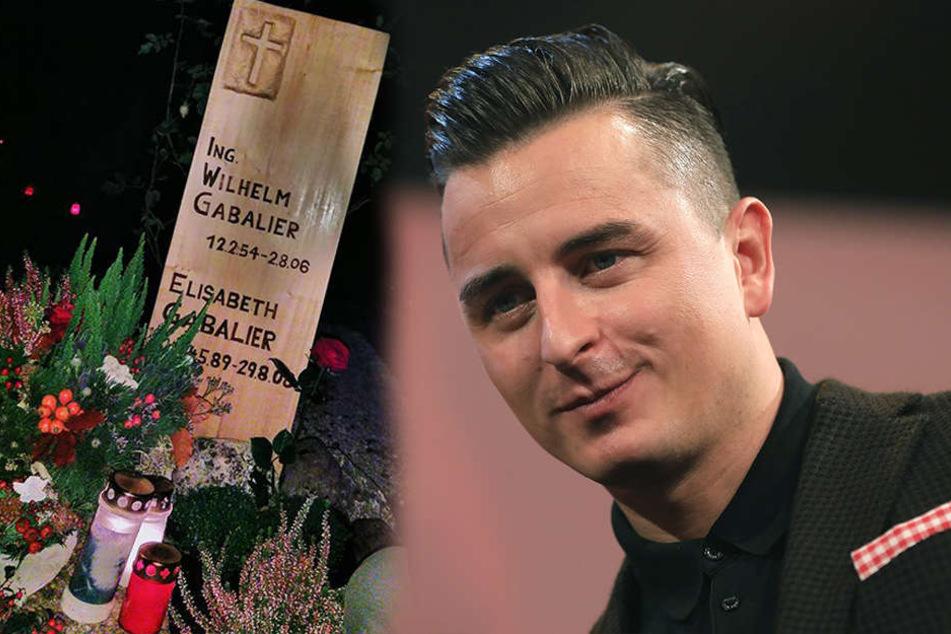 Für Vater und Schwester: Andreas Gabalier gedenkt ihnen mit rührender Geste