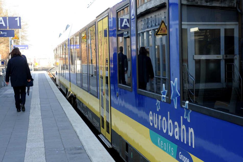 Bei der Eurobahn kommt es immer noch zu Verspätungen und Zugausfällen.