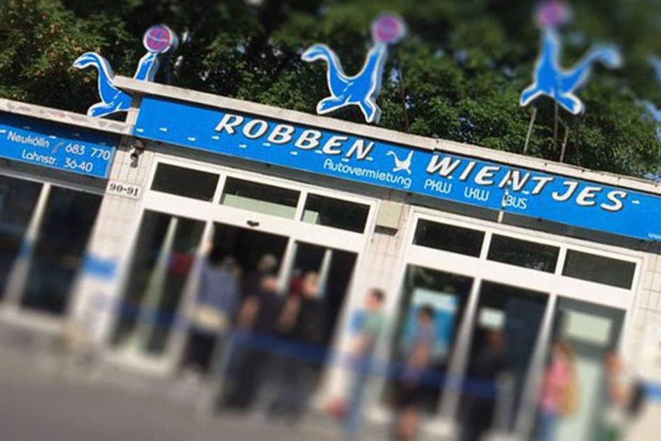 """Berliner Autovermieter """"Robben & Wientjes"""" an Konkurrenz verkauft"""