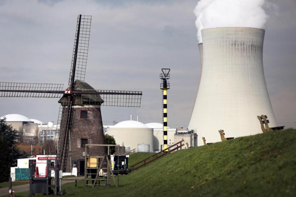 Der belgische Atomreaktor Doel 1 ist heruntergefahren worden und nur 140 Kilometer von Aachen entfernt.