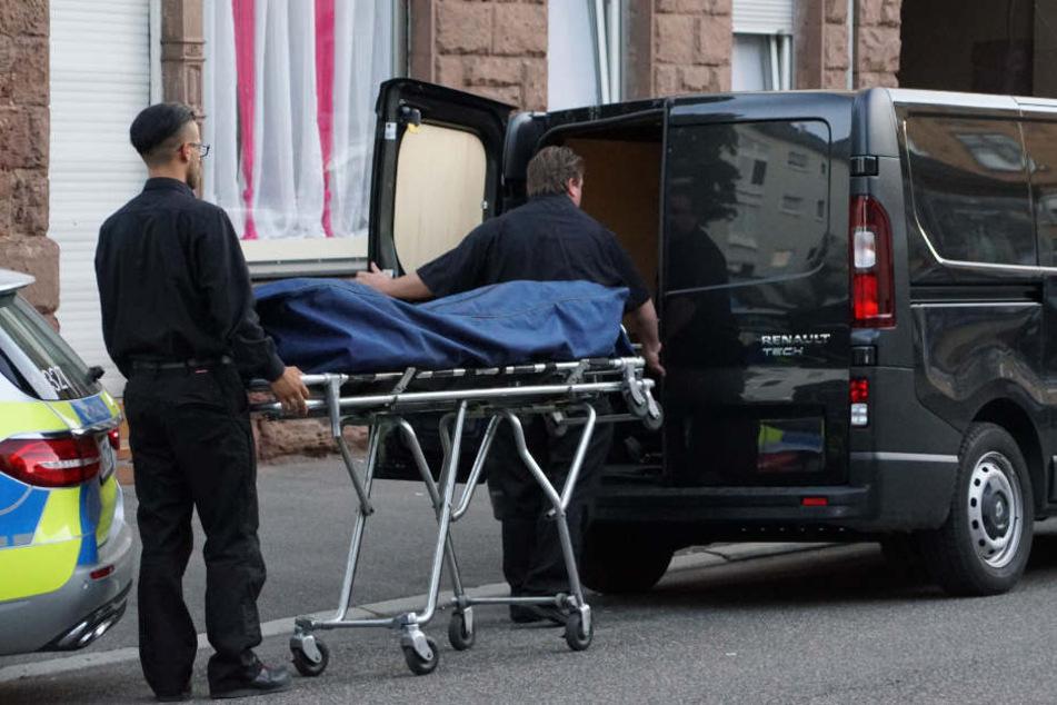 Die 39-jährige Frau wurde am Montag tot in ihrer Stuttgarter Wohnung aufgefunden.