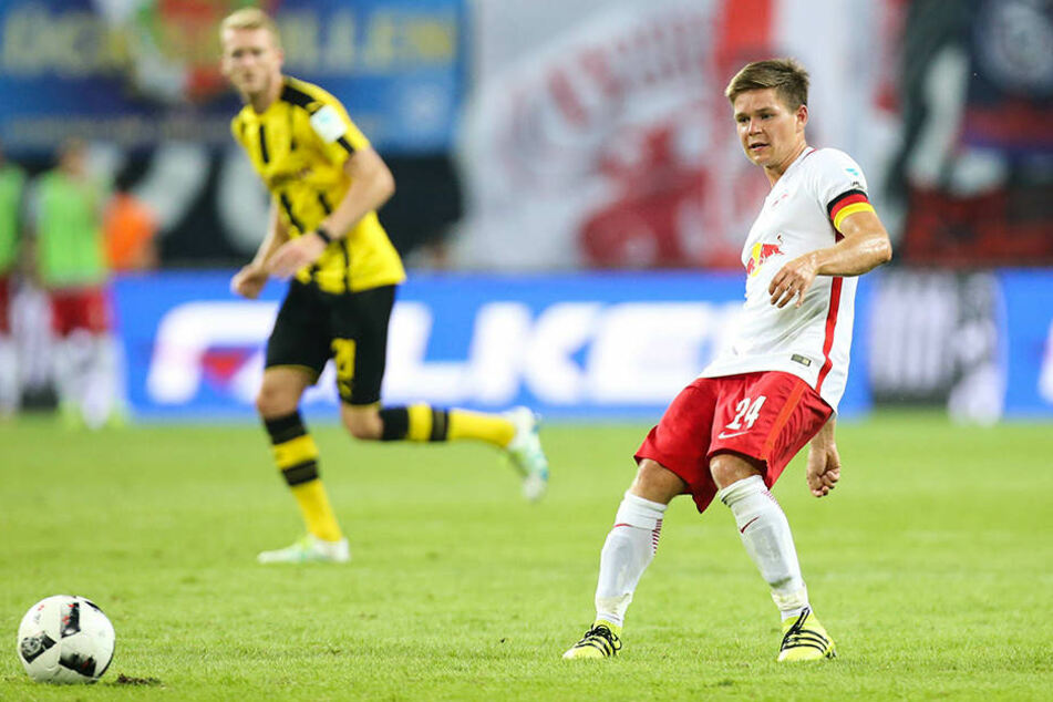 Beim Spiel gegen Borussia Dortmund wurde klar: Die Mannschaft gibt niemals auf.