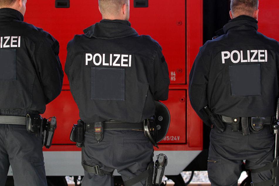 Die Bundespolizei in Hof hat dem Weihnachtsmann geholfen! (Symbolbild)