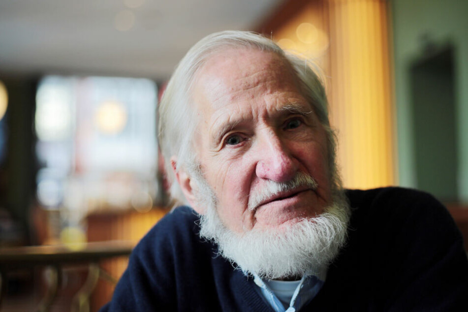 Rupert Neudeck, Journalist und Gründer der Hilfsorganisationen Cap Anamur und Grünhelme.
