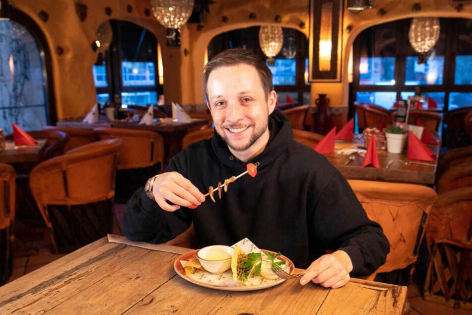 TAG24-Reporter Sebastian Tangel hat die exotische Delikatesse probiert.