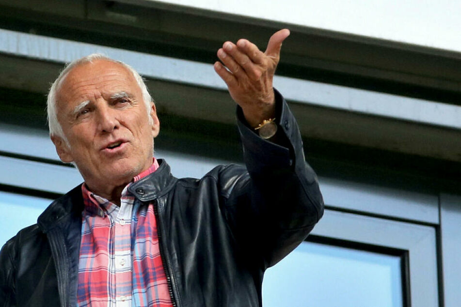 RB Leipzig hat bei Red Bull (hier Mäzen Dietrich Matzeschitz, 74) aktuell 134,1 Millionen Euro Schulden.