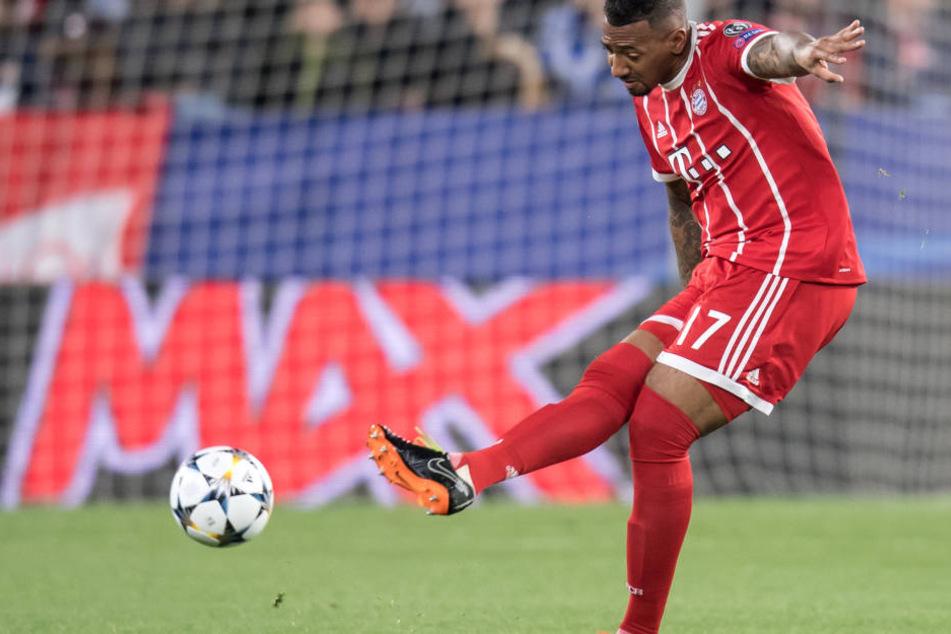 Nationalspieler Jérôme Boateng steht möglicherweise vor einem Wechsel zu Manchester United.