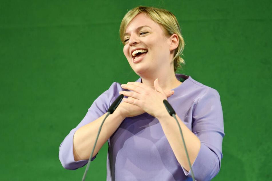 Katharina Schulze (Grüne) ist der Meinung, dass es bereits ein Umdenken in der Bevölkerung gibt.