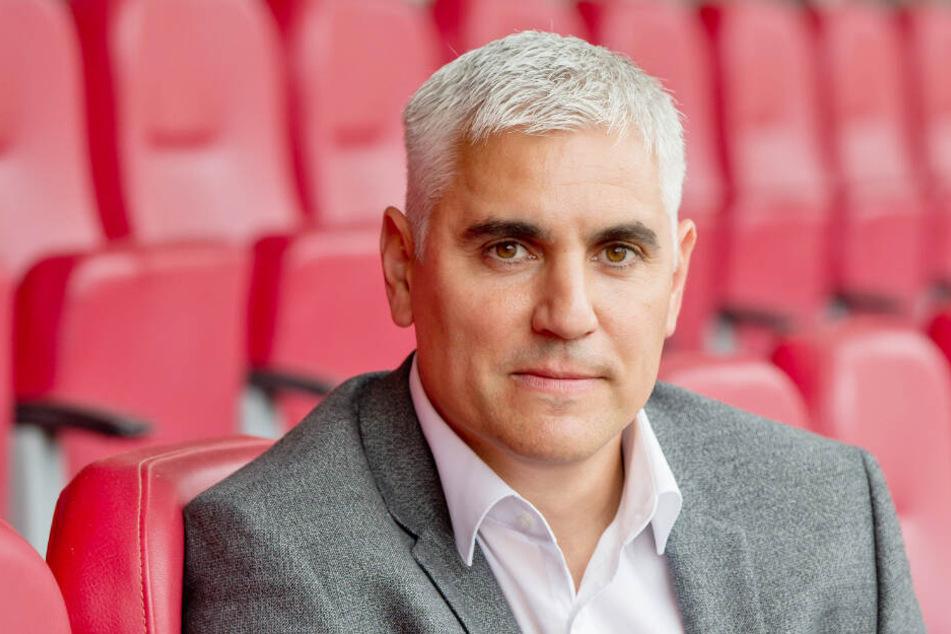 Andreas Bornemann ist neuer Sportchef beim FC St. Pauli.