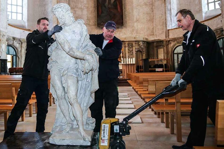 Nach Jahrzehnten kehrt Kostbarkeit in Busmann-Kapelle zurück