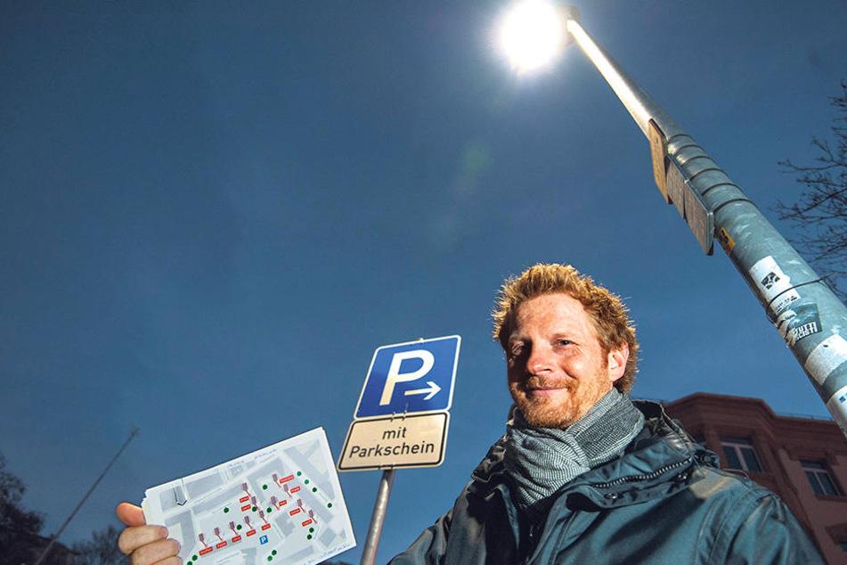 Baubürgermeister Michael Stötzer (44, Grüne) will die Meinung der  Chemnitzer hören.