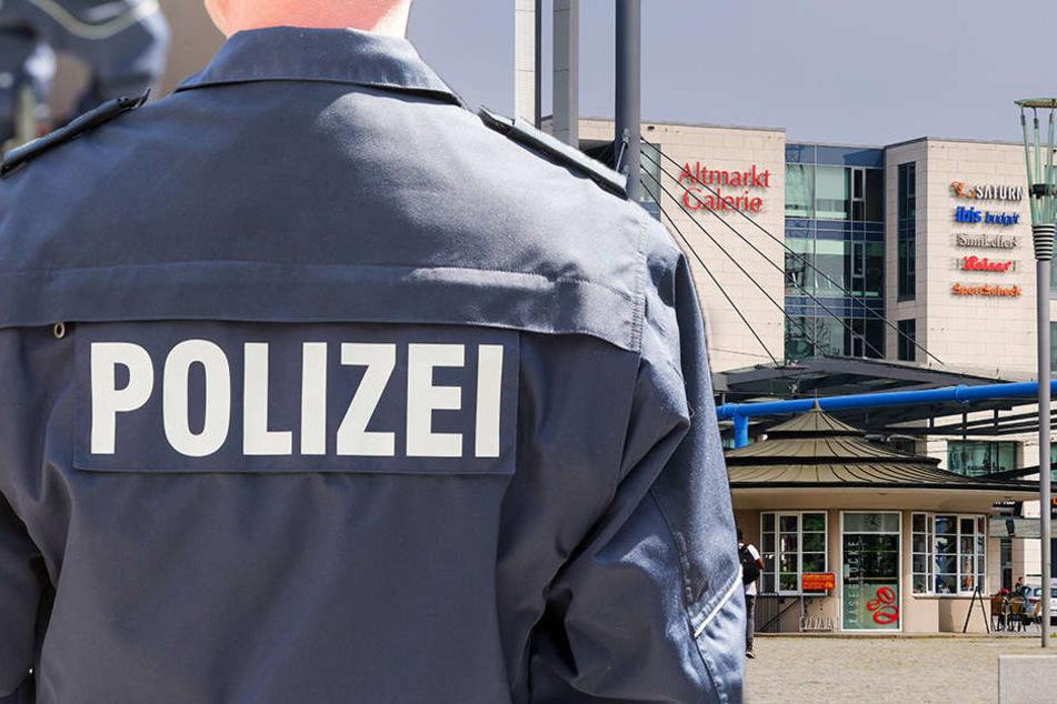 Mitten in Dresden: Asylbewerber am Postplatz ausgeraubt