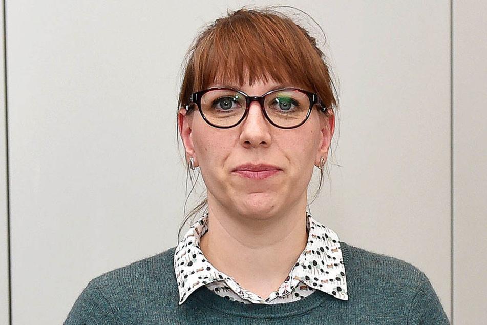 Katja Meier (38, Grüne).
