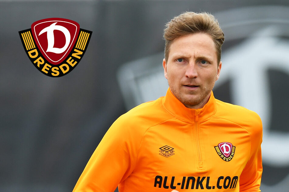 """Zehntausende und eine Träne: Dynamos """"Harti"""" gebührend verabschiedet"""