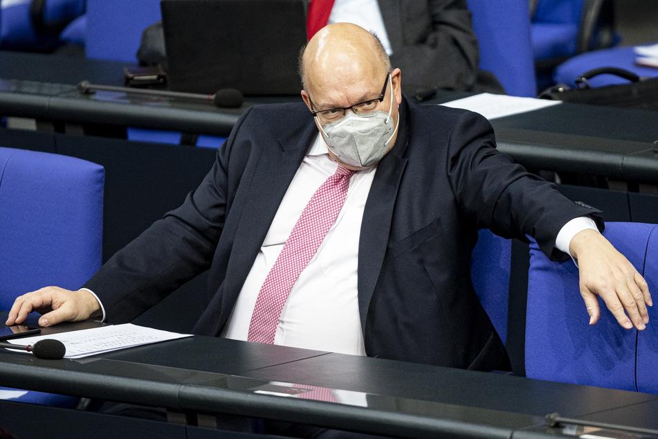 Peter Altmaier (62, CDU), Bundesminister für Wirtschaft und Energie, hält es für verantwortbar, den Lockdown der Wirtschaft noch im März weiter zu lockern.